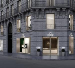 Rolex Etoile : Arije ouvre une nouvelle boutique exclusive dans le triangle d'or à Paris