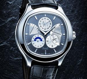 18 décembre 2008 : le Club-Chronos est reçu par Piaget