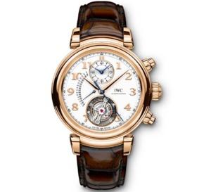 IWC Da Vinci Tourbillon Retrograde Chronographe