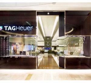 Tag Heuer : la marque dévoile son premier « flagship » à Londres