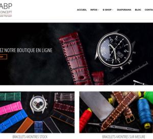 ABP : un nouveau site Internet qui permet de visualiser votre prochain bracelet sur-mesure