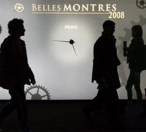 Belles Montres 2008 : essai transformé pour la deuxième édition