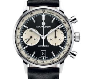 Hamilton Intra-Matic 68 : un chrono vintage qui a de la gueule !