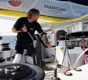 Vendée Globe 2008 : Parmigiani Fleurier partenaire de Bernard Stamm