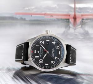 Alpina Startimer Pilot Automatique : de l'entrée de gamme très quali