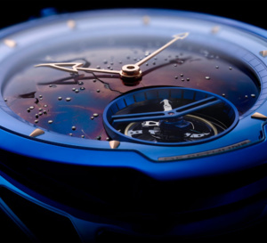 DeBethune DB28 Kind of Blue Tourbillon Météorite