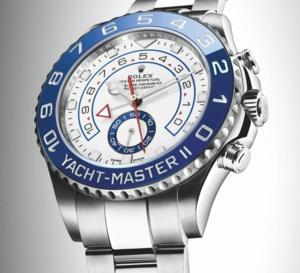Rolex Yacht-Master II : léger re-lifting de la montre de skipper