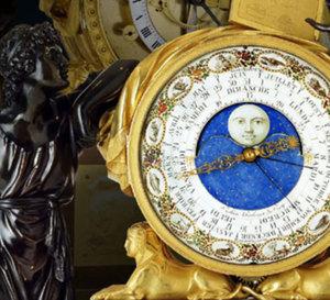 Janvier 2009 : douze chefs d'œuvre de l'horlogerie française s'exposent chez F.P. Journe