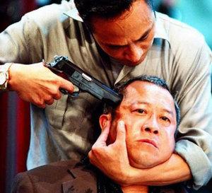 Infernal Affairs II : Francis Ng porte une Rolex Daydate