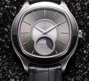 Piaget Emperador coussin grande lune : un nouveau calibre manufacture pour le SIHH 2009