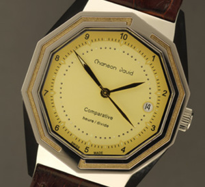David Chanson : l'homme qui voulait lire l'heure sur une base décimale…