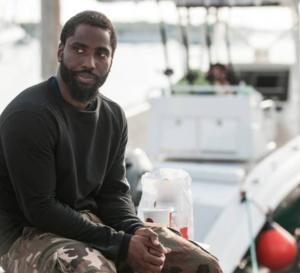 Ballers : John David Washington porte une AP Royal Oak Offshore