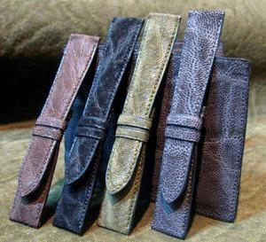L'éléphant, un cuir de baroudeur… la chronique de l'Atelier du Bracelet Parisien
