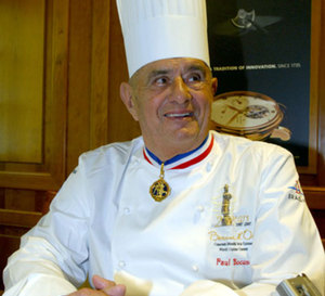 Blancpain : chronométreur officiel du Bocuse d'Or 2009