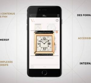 Watch Essentials : la première app horlogère de la FHH