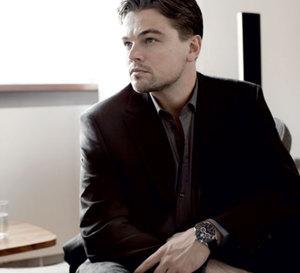 Leonardo DiCaprio et TAG Heuer s'associent pour soutenir l'environnement
