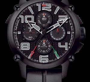 Porsche Design Chronographe à rattrapante P'6920 : 200 exemplaires monde seulement