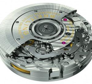 B01 : Breitling lance son propre calibre chronographe avec 70 heures de réserve de marche