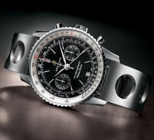 Navitimer 125ème anniversaire ou la passion du chronographe selon Breitling