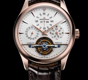 Jaeger-LeCoultre Master Grande Tradition : entre performances techniques et haute horlogerie