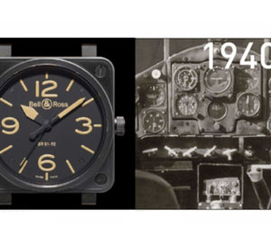Instrument BR Heritage : Bell and Ross retourne aux racines des montres professionnelles