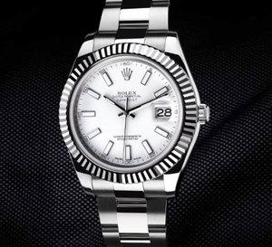 Rolex Oyster Perpetual DateJust II : la collection Rolex s'agrandit et les boitiers s'élargissent…