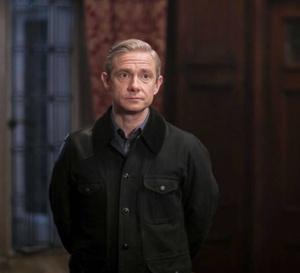 Sherlock : Martin Freeman porte une Monaco TAG Heuer