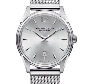 Jazzmaster Slim : Hamilton propose du plat et du automatique à prix réduit
