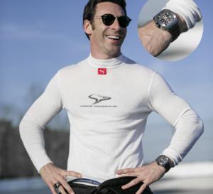 Simon Pagenaud : nouveau partenaire Richard Mille