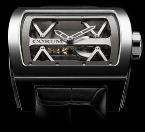Corum Ti-Bridge : design racé et futuriste pour une montre d'exception