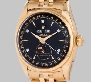 Genève : 5 millions de francs suisses pour la Rolex de Bao Dai