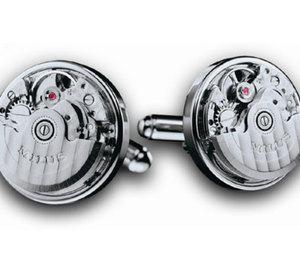 Milus : quand les boutons de manchette s'inspirent des mouvements de montre