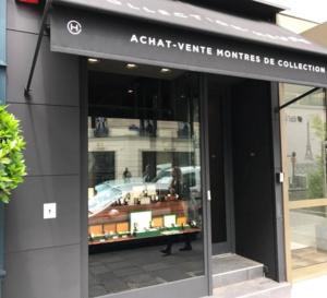 Collection'Heure : une nouvelle adresse pour les montres d'occasion à Paris