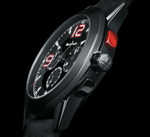 Blancpain Chronographe Super Trofeo : un design racé pour une Blancpain hors norme