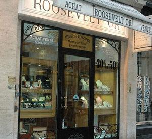 Roosevelt Or : spécialiste de la montre d'occasion depuis plus de vingt ans à Paris