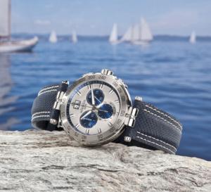 Michel Herbelin Newport : nouveau chrono grande date quartz