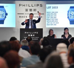 En vendant sa collection à Hong Kong, Laurent Picciotto repart à zéro !
