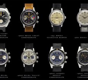 Horare : site de ventes en ligne de montres vintage