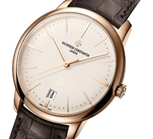 Vacheron Constantin Patrimony 36 mm : montre mixte