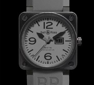 Bell & Ross Instrument BR 01-96 et 97 Commando : discrète mais lisible