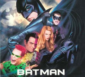 Batman Forever : Tommy Lee Jones porte une Oris Big Crown