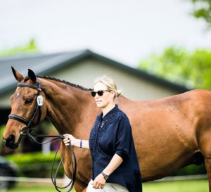 """Zara Tindall : une belle """"Légende"""" Rolex dans les sports équestres"""