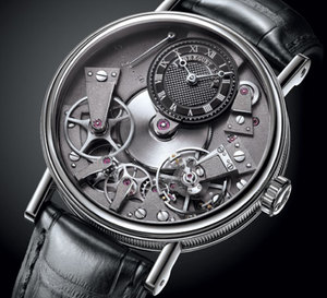 Breguet Tradition 7027 : splendide, tout simplement