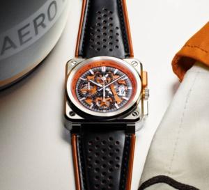 Bell & Ross BR 03-94 GT Orange : série limitée à 500 ex.