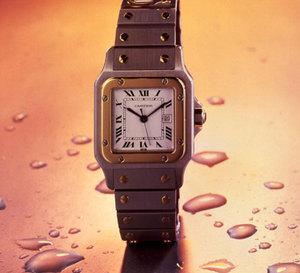 Santos Cartier : une montre née de l'amitié d'un horloger-bijoutier pour un pilote aventurier