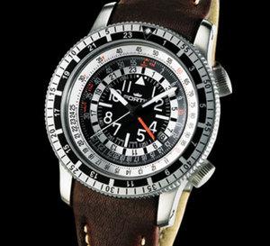 La Fortis Pilote B47 Calculator : présentation de Jean-Marc Pardo du magasin Garde-temps