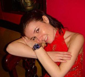 Portrait d'Aga : une jolie jeune femme qui aime les jolies montres… Et qui en parle bien