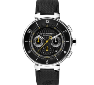 Louis Vuitton Tambour Moon : version chrono