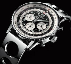 Breitling Cosmonaute : retour sur Terre d'une montre de l'espace