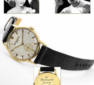 La Vacheron Constantin de Marlon Brando a été vendue le 17 septembre dernier à New York
